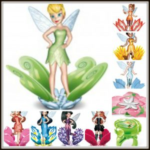 Disney Fairies Kinder Eggs