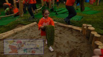 Building A Natural Playground #BrightWayForward