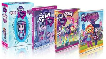 My Little Pony: Equestria Girls Trilogy #Gift Guide