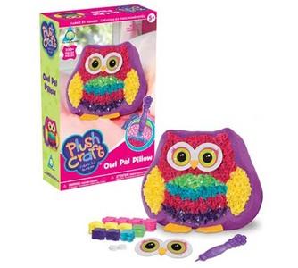 Owl Pal Pillow