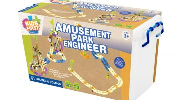 Thames And Kosmos Amusement Park #GiftGuide #Giveaway