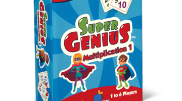 Super Genius From Blue Orange Games #GiftGuide #Giveaway