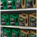 Quaker State Shelf