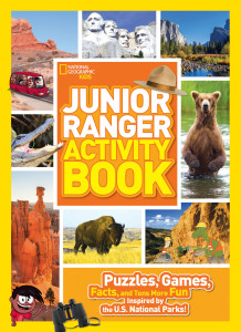 National Geographic Kids Junior Ranger Activity Book