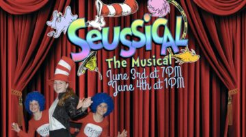 Seussical: The Musical At Wesleyan Celebration Centre June 3rd And 4th