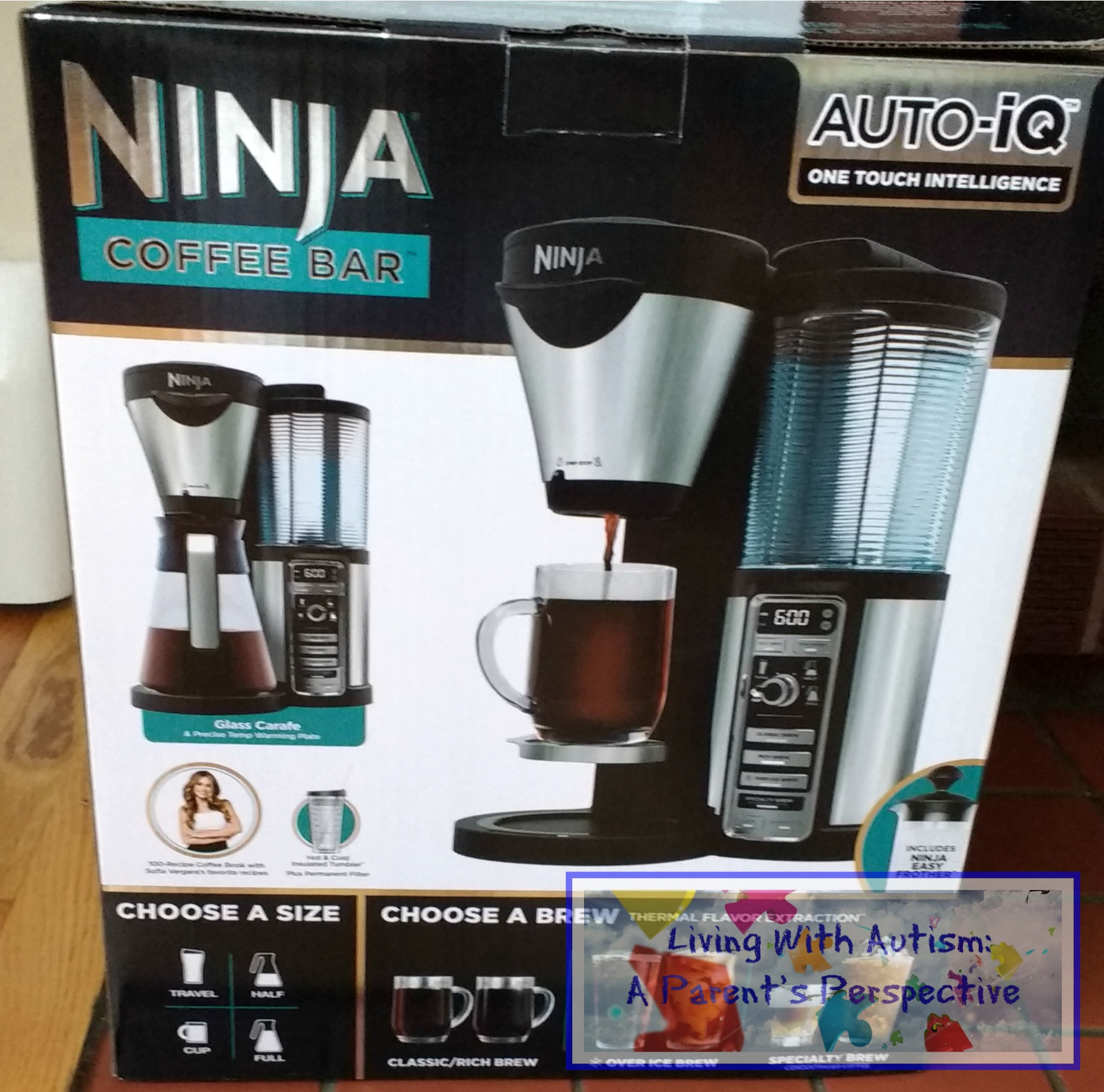 Ninja coffee Bar 1