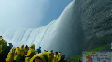 Experience The Power of Journey Behind The Falls #FamilyTravel