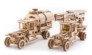 UGears Truck Accessories