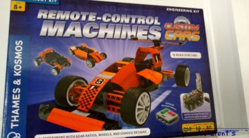 10 Remote Control Control Builds In One Small Package #GiftGuide