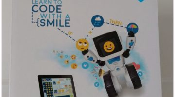 COJI Teaches Kids to Code With Emoji #GiftGuide