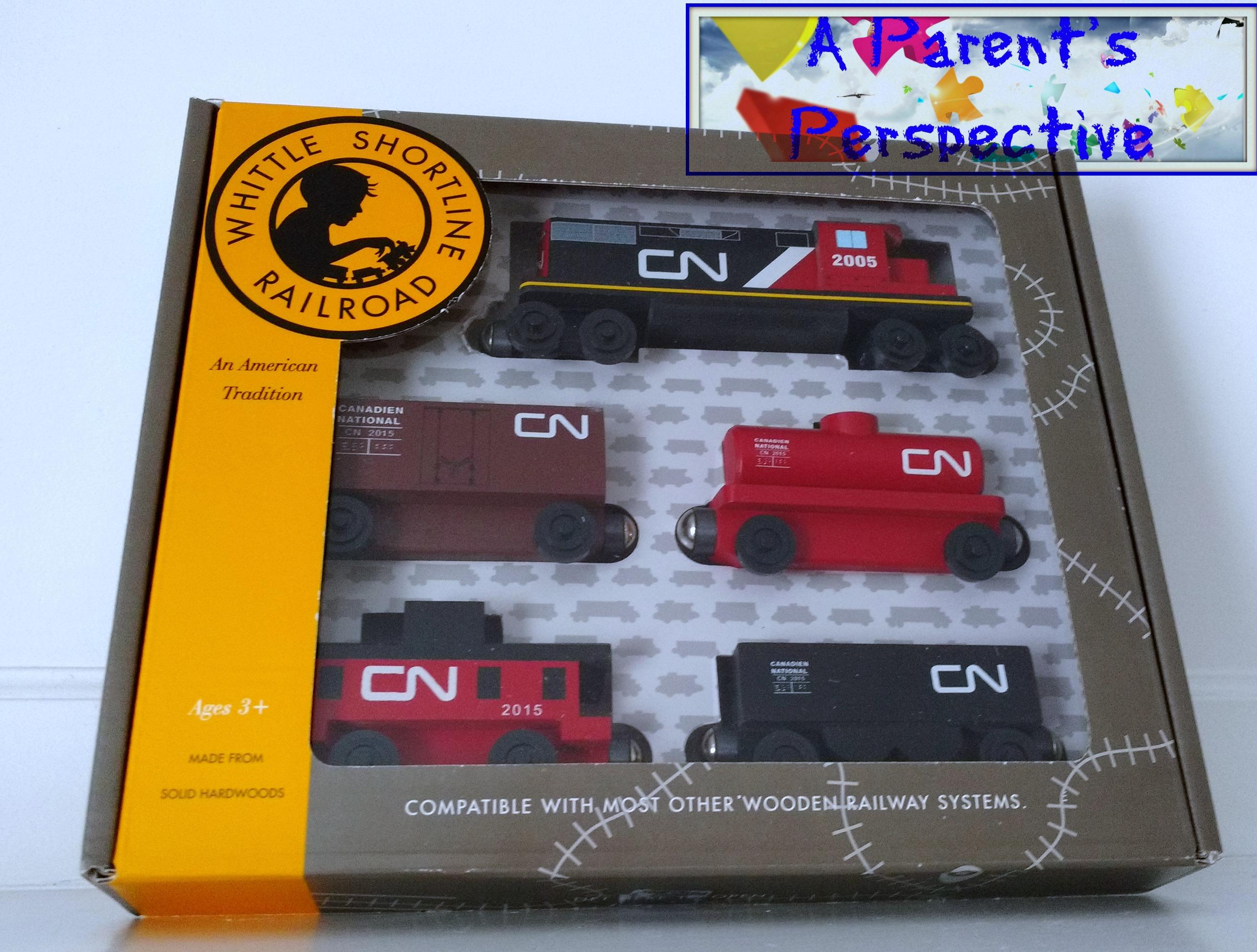 Whittle Shortline Railroad Canadian National