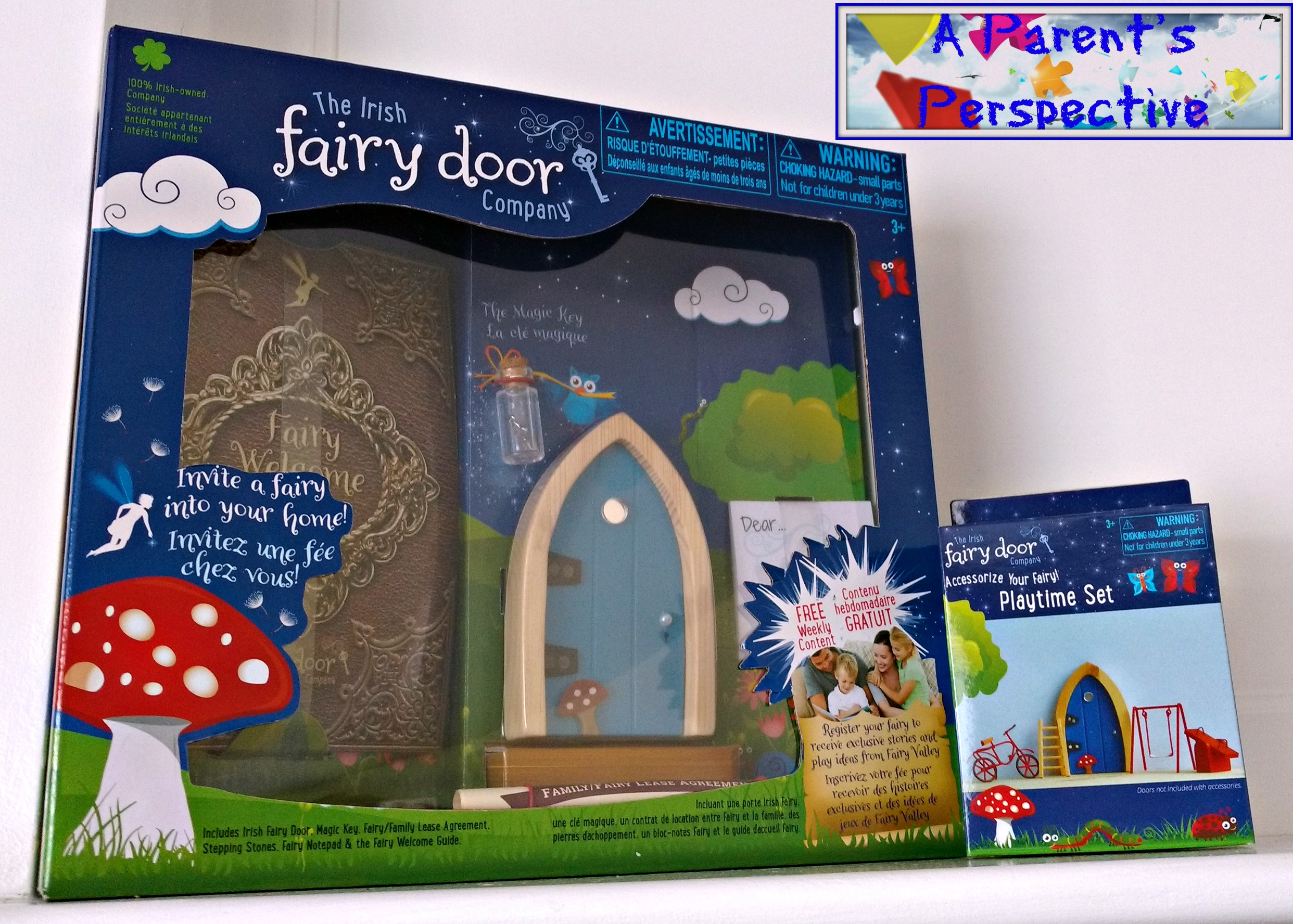 Fairy Door and Accessories