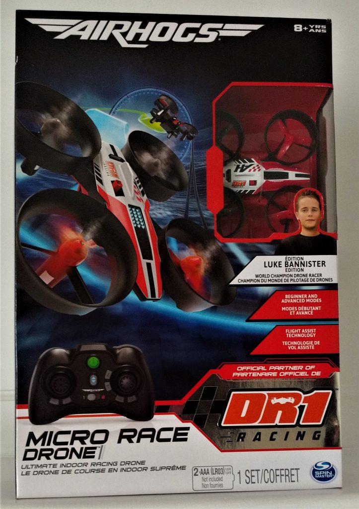 DR1 Micro Race Drone