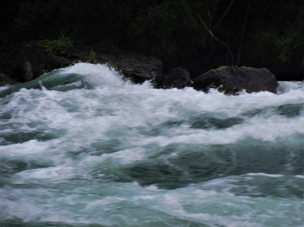 Jet Boat Rapids 2