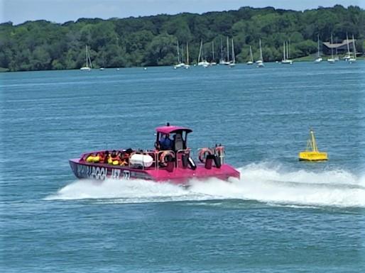 Open Jet Boat