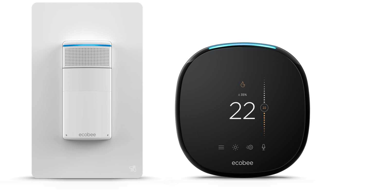 Ecobee4 and smart switch
